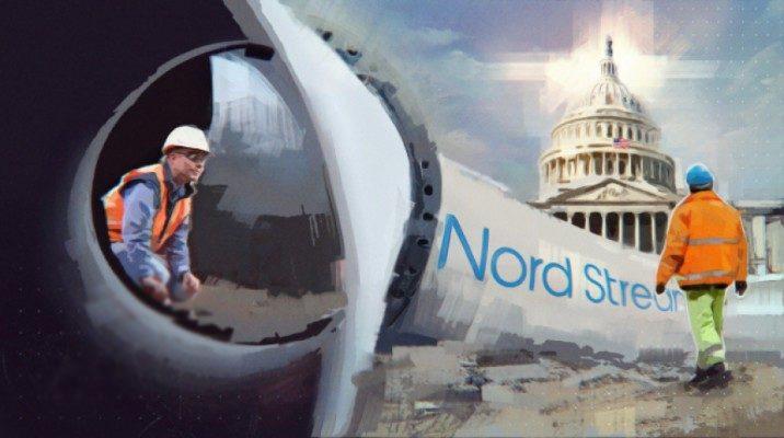 «Только на словах»: эксперт оценил угрозу США ввести санкции против «Северного потока-2»