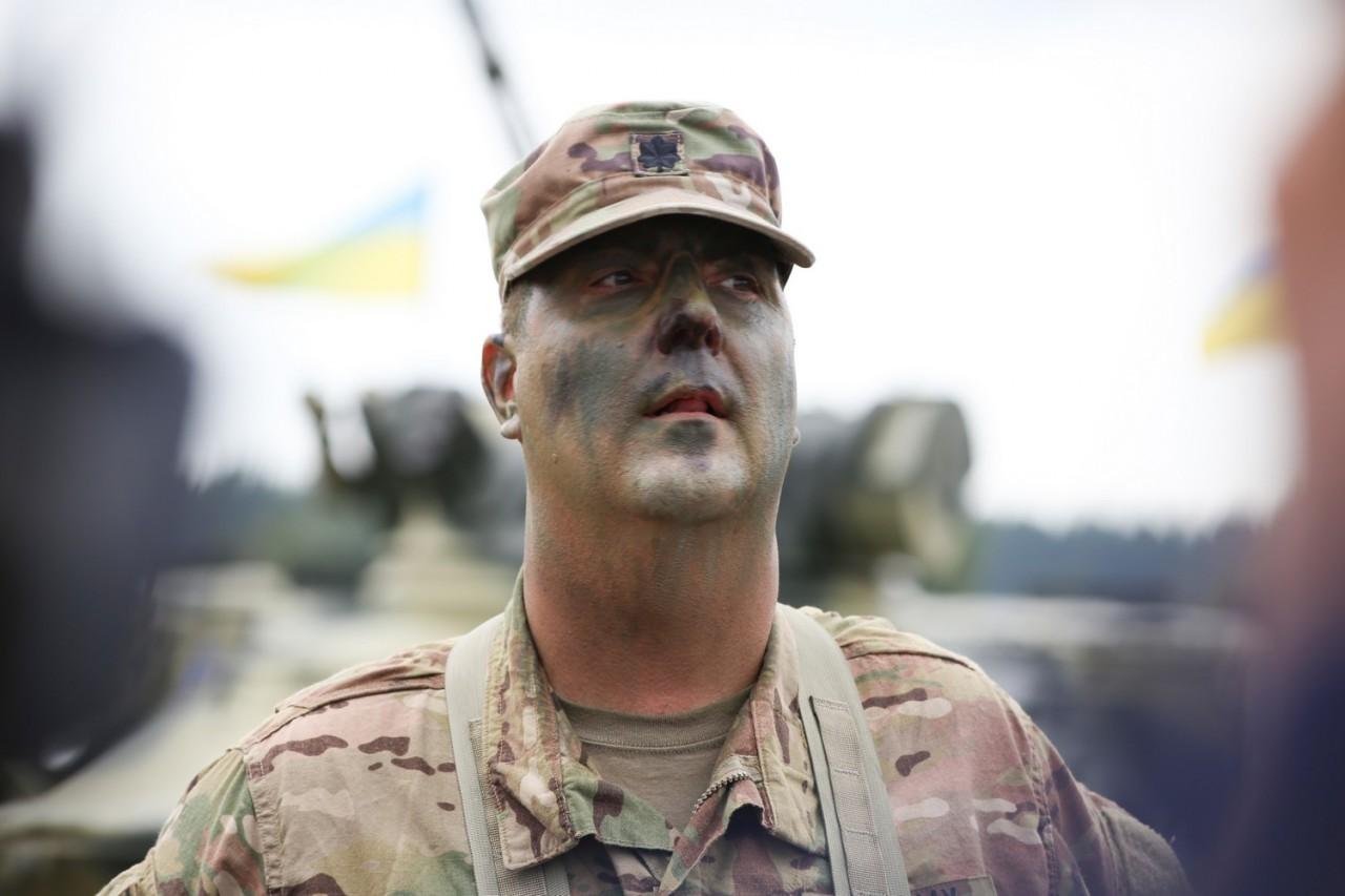Войска НАТО вдребезги разбил…