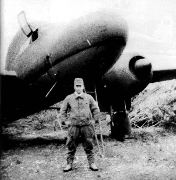 Самолёт-камикадзе «Мицубиси» Ки-167 «Сакурадан» (Япония)