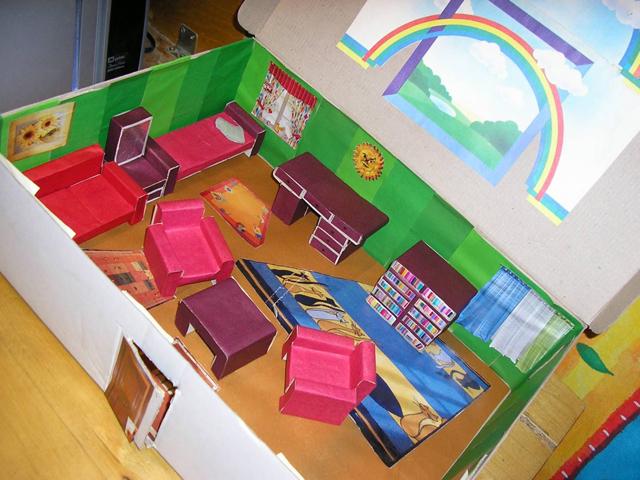 Поделки из спичечных коробков для детей