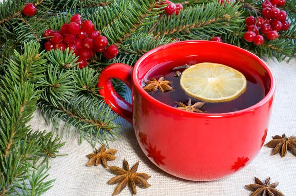 Чай с сосновой хвои