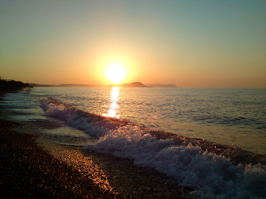 Погода и температура моря в Сочи, или когда лучше отдыхать на Черном море