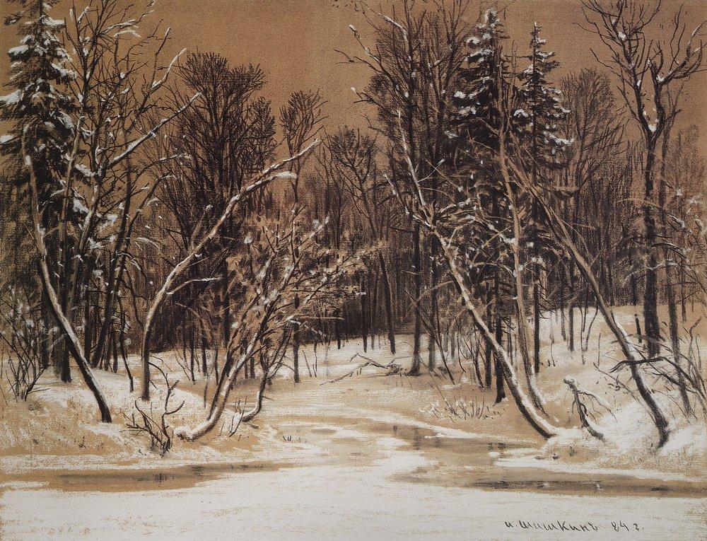 Картины Ивана Шишкина (4)