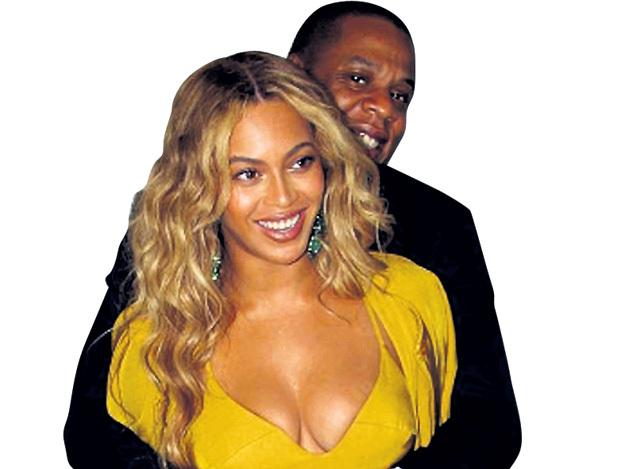 На укрепление брака Бейонсе и Jay Z ушло $93 миллиона