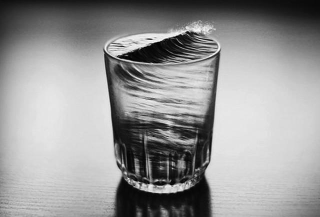 Техника исполнения желаний «Стакан воды»
