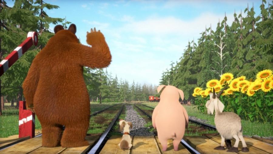 В Москву будут ходить только медведи