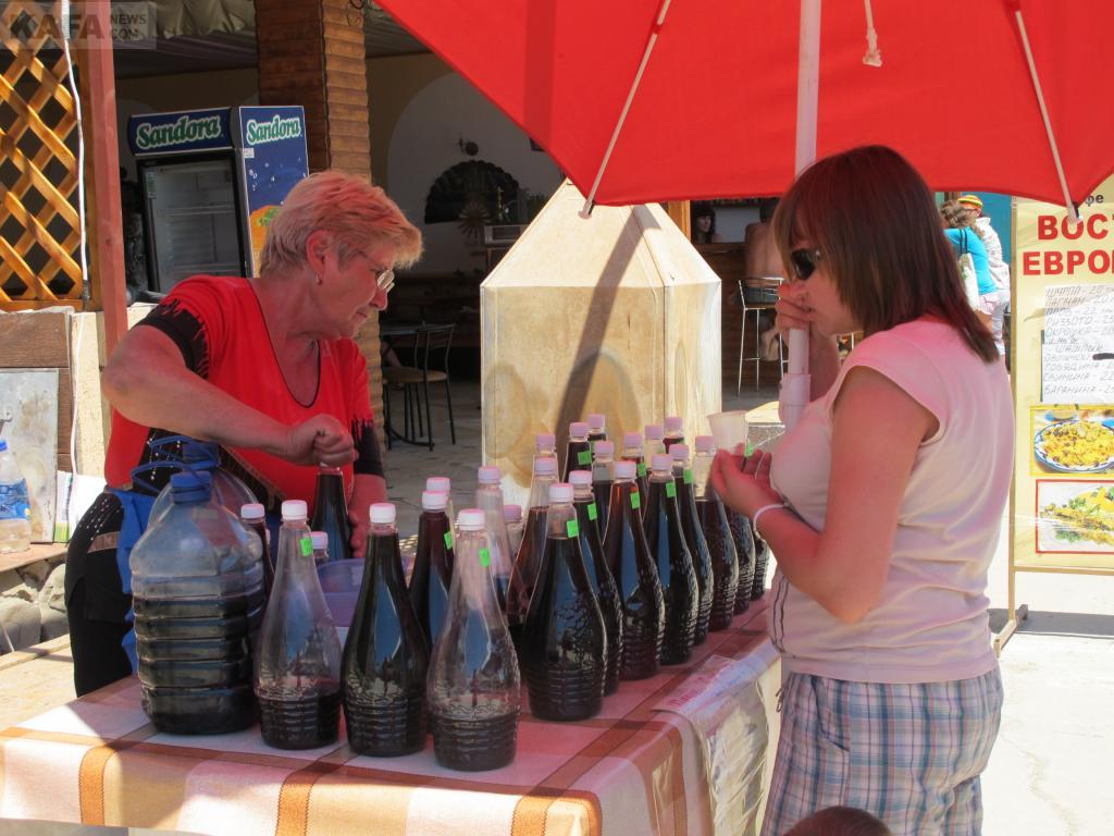 Крымское вино убивает