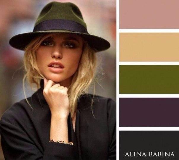 10 идеальных цветовых сочетаний в одежде