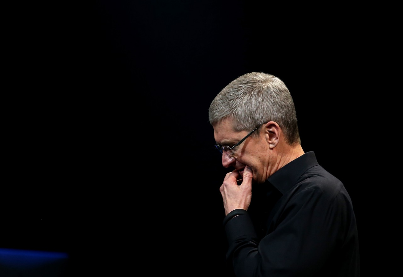 Apple's hand is down and its $1 trillion dream now rests with consumers