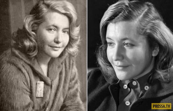 Советская поэтесса Юлия Друнина: прошла через войну, но не пережила распад СССР (10 фото)