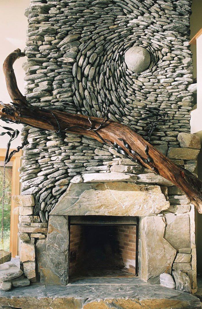 Каменный домик Наоми и  Андреаса