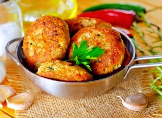 Меню для поста: Рецепты котлет не из мяса