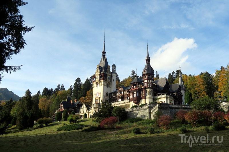 Румыния: Замок Пелеш