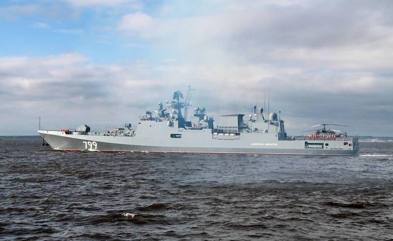 Вместо фрегатов проекта 1135…