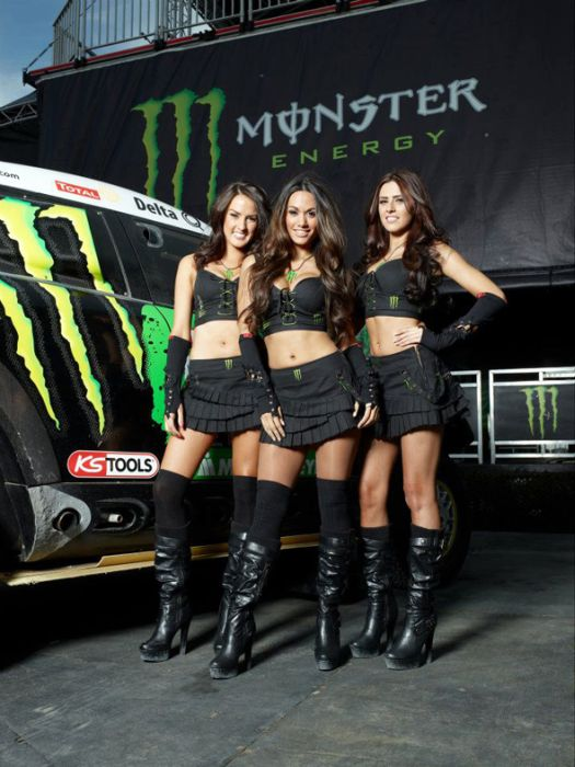 Девушки из Monster Energy (44 фото)фото 33