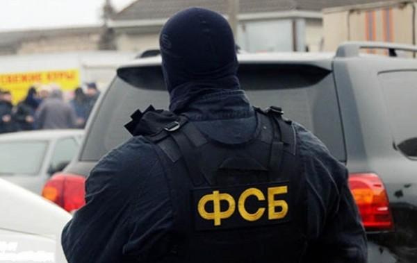 ФСБ задержала террористов (ВИДЕО)
