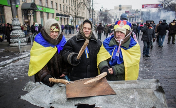 Мнение активиста «Майдана»: Украинцы терпят бедную жизнь из-за России