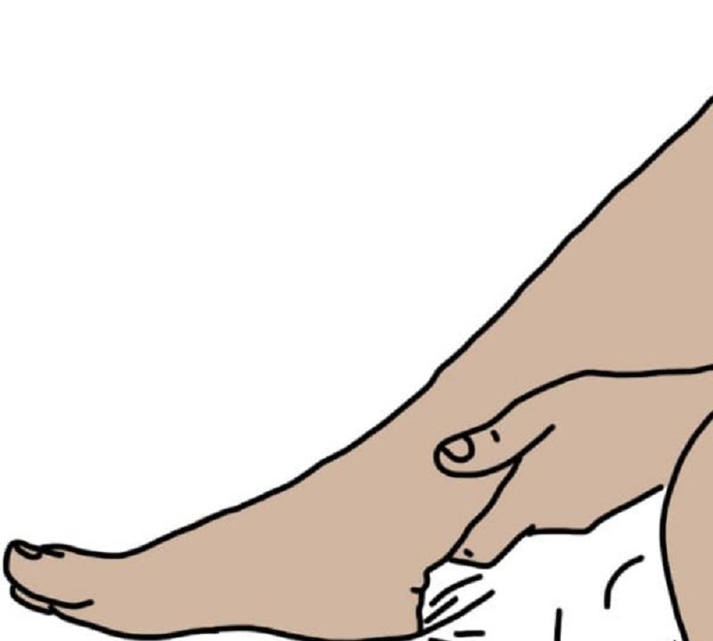 Вот что произойдет, если подержать ноги в уксусе. Делаю так каждый вечер!