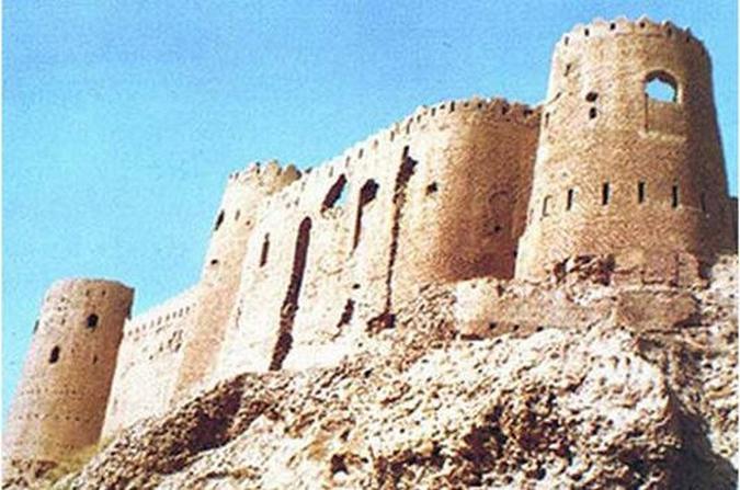 Крепость Бадабер