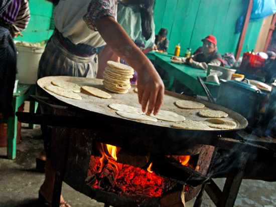 Гастрономическое наследие майя