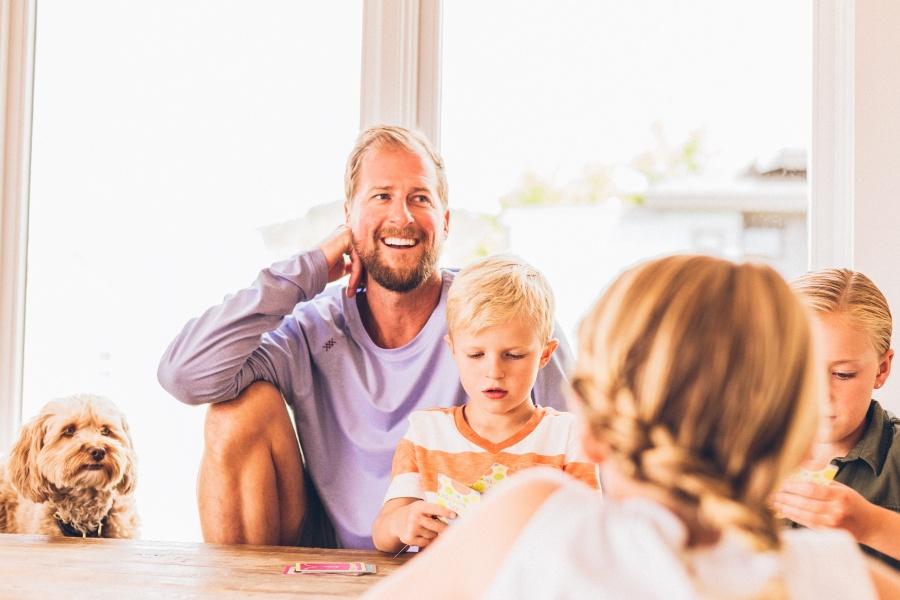 Лоскутная семья: дети от старых браков и новые отношения.