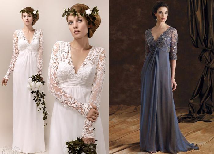 Свадебная платье простое сшить 398