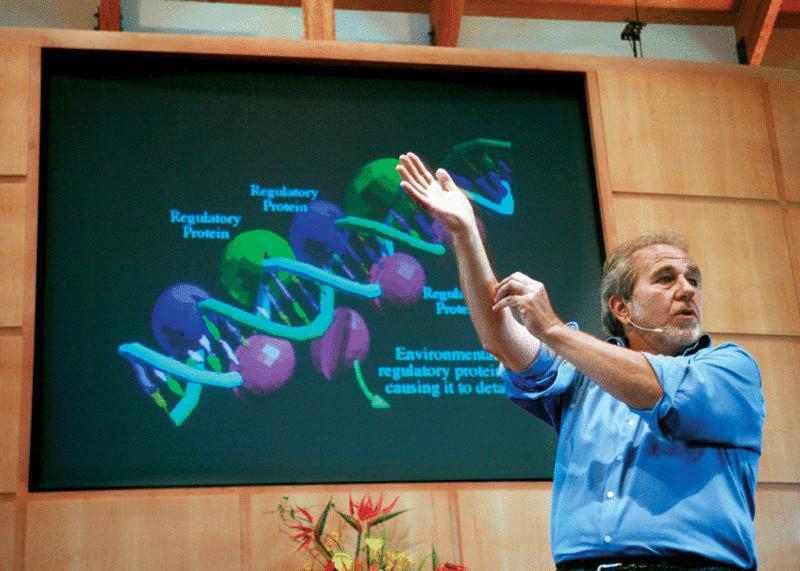 Сила мысли меняет генетический код человека