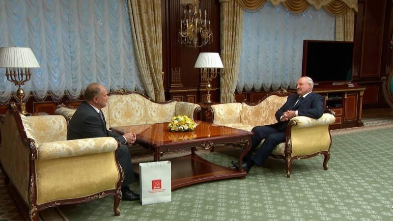 Страна Лукашенко, страна социализма