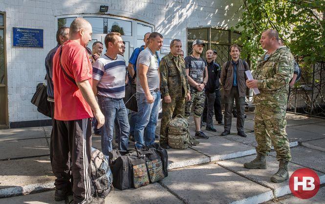 Тяжело идет. Новое Время провело исследование о ходе мобилизации в Украине