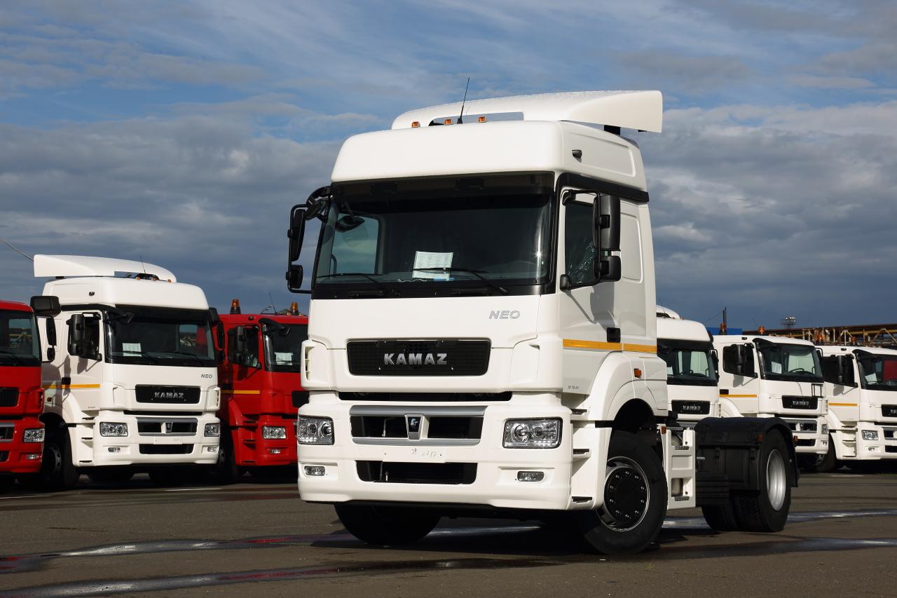 КАМАЗ развивает программу импортозамещения