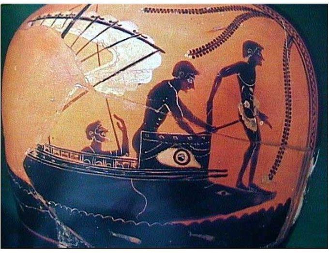 4. Подводные пловцы древности древний мир, спецназ