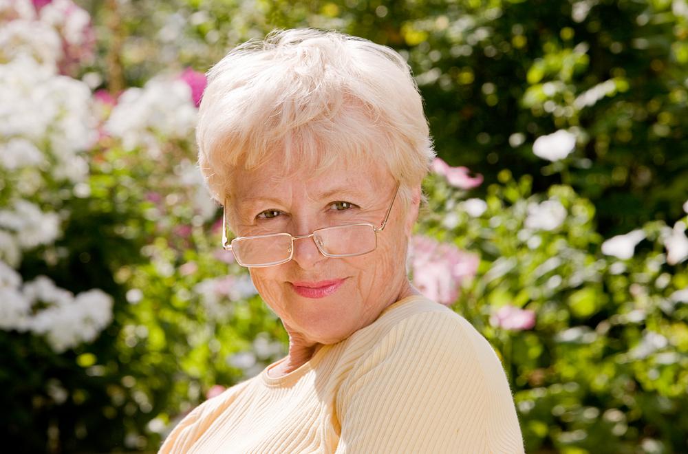 Фотосессия пожилых женщин 1 фотография