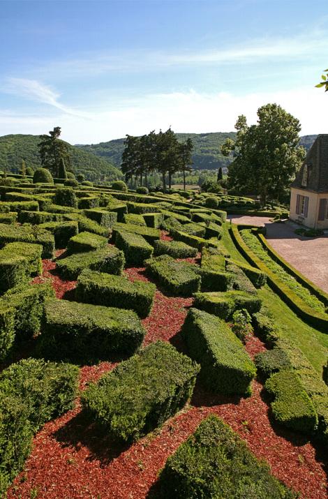 Сады Маркессака: изумрудное чудо Франции