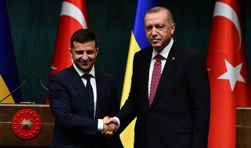 Анкара никогда не признает Крым российским. Эрдоган отплатил за С-400