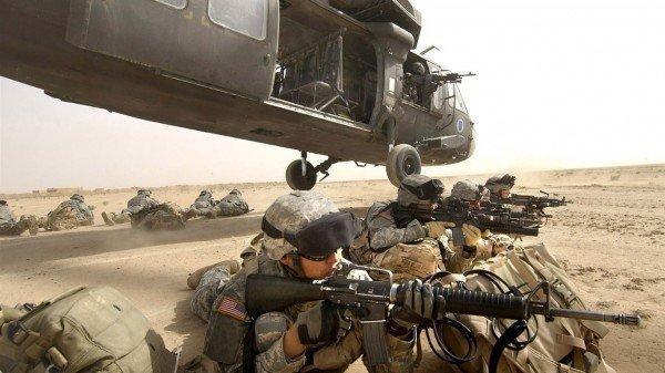 Срочная новость! Военный десант США эвакуировал из опасной зоны лидера ИГИЛ.