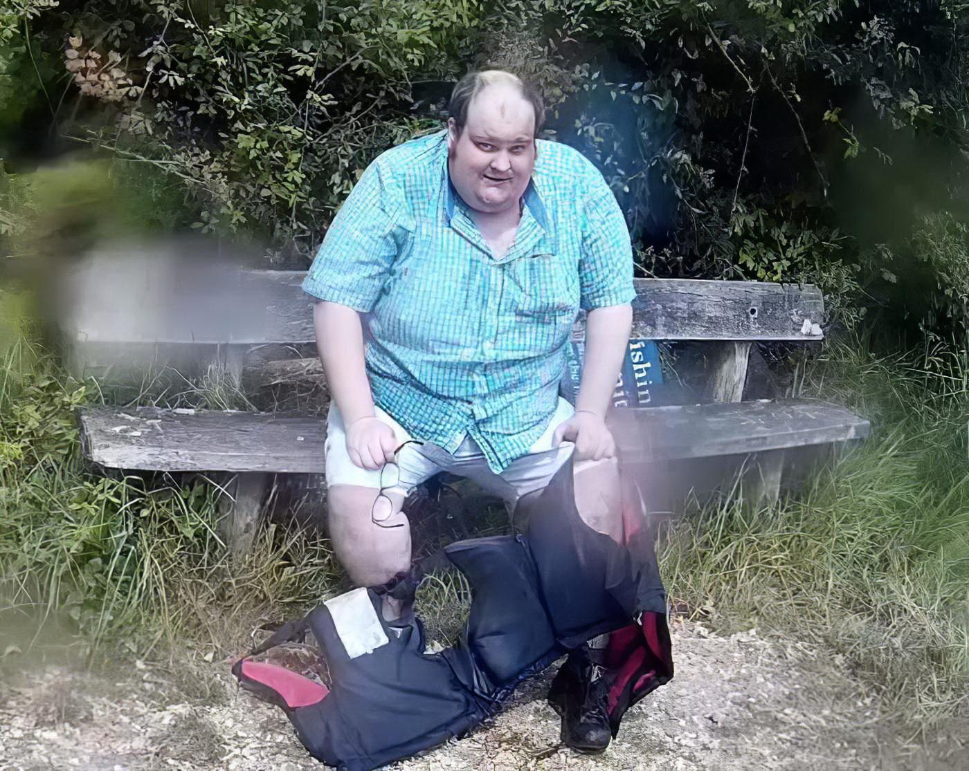 Британец сбросил 100 килограммов после указания врача