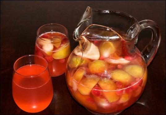 Как сделать компот с яблок