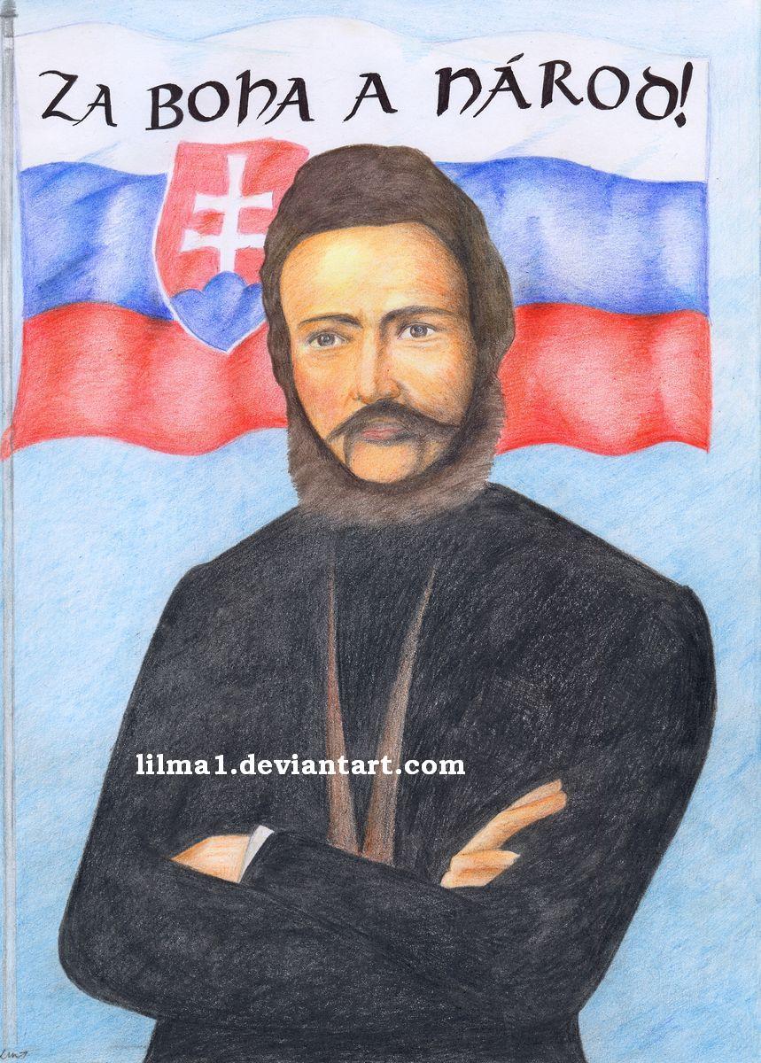 Людовит Штур — отец словацкого народа