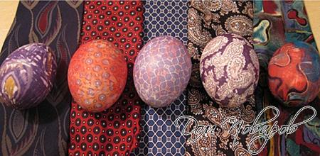 Красим яйца на Пасху. 10 способов!