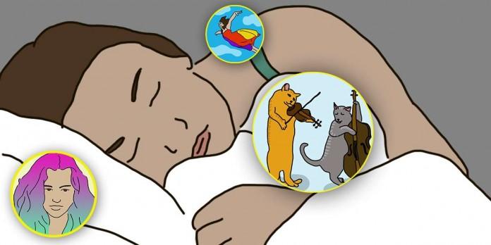 12 знаков в сновидениях, которые абсолютно нельзя игнорировать