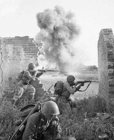 Жаркое лето 1941-42. Часть 2