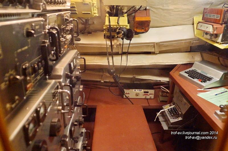 музей в виде подводной лодки