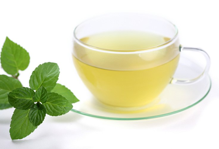 Польза зеленого чая!