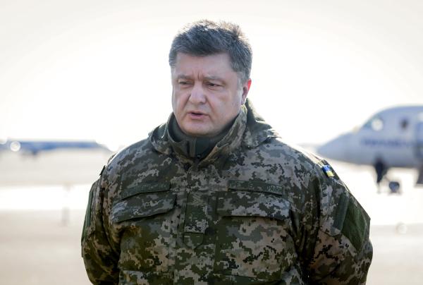 Порошенко обвинил Россию в нищете украинского народа