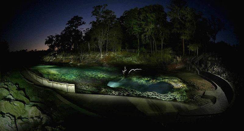 556 Удивительные подводные пещеры