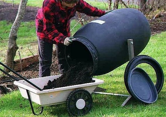 Есть идея! Что такое компост и как его производить.