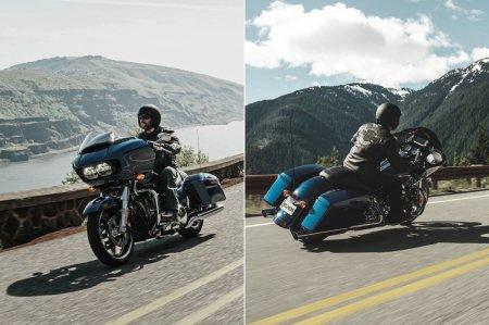 Harley-Davidson: Road Glide возвращается - Фото 2