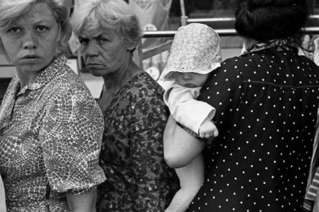 Как выглядели и почему в СССР женщины так быстро старели?