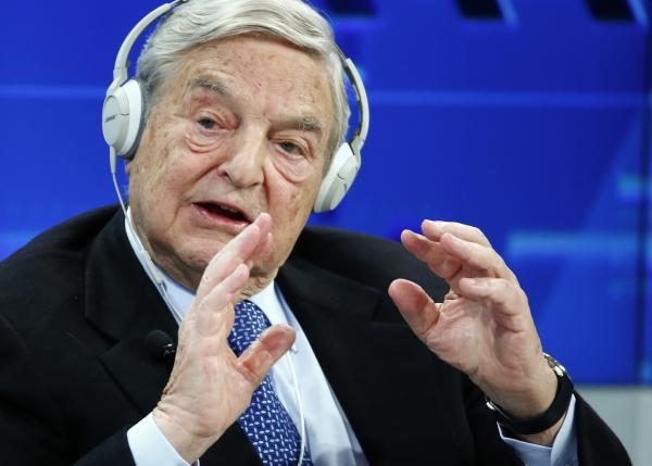 Миллиардер Сорос считает, что ЕС держит Украину «на коротком поводке»