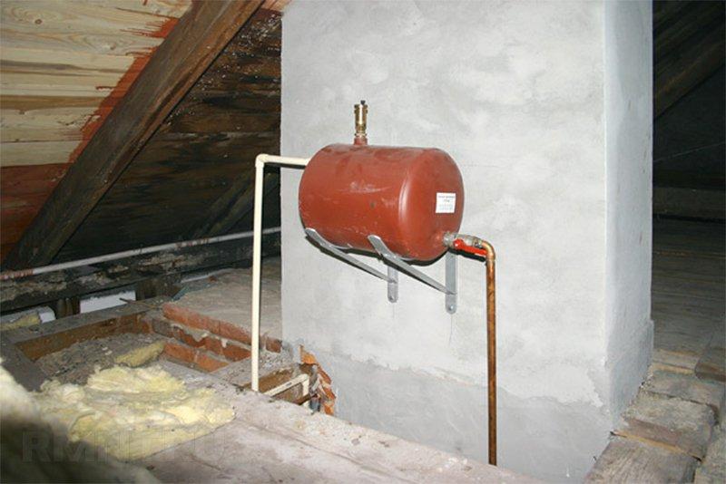 Рабочее давление в системе отопления частного дома